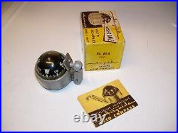 Original 1950s Airguide auto Compass gauge vintage scta GM Ford Chevy navigation