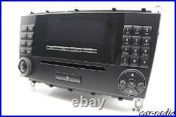 Original Mercedes Audio 20 CD MF2530 W203 Autoradio S203 C-Klasse 2-DIN CD-R GS1
