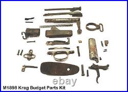 Original Model 1898 Springfield US Krag Rifle BUDGET Parts Set