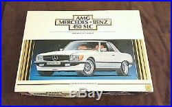 Otaki 1/12 AMG Mercedes-Benz 450 SLC model kit OT3-196-4800 New Sealed Part Rare