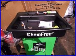 Parts Washer New Chemfree Model Super Sink 28 Free Shipping Free Shipping