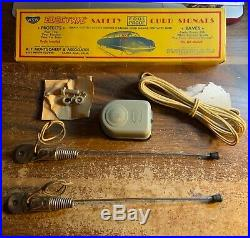 Pair of Vintage Automobile Fender Mounting NOS Parts