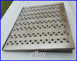 Parts Lincoln Model 1130 Finger Assembly and Cover Conveyour Oven Part