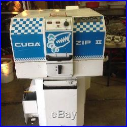 Parts washer, aqueous parts washer, Cuda model 2216