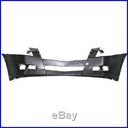 Primered- Front Bumper Cover Fascia Replacement for 2008-2014 Cadillac CTS 08-14