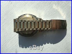 Pulsar James Bond Vintage Y. G. F. 5210 Model Digital LED Watch Used / Parts