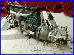 RARE 1/8 POCHER ROLLS ROYCE Working 1932 ENGINE MOTOR Phantom Model Kits Parts