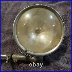 RARE Early 1930s GM SAFETYLIGHT Spotlight Safety Light Accessory Sportlight 32