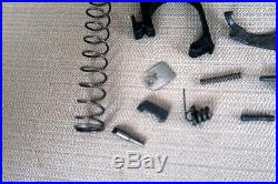RARE Walther Model 6 Small Parts WW2 Original 9mm WWII German Pistol / Gun Parts