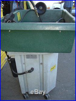 Renegade Model 4000 Parts Washer-uses Aqua Based Cleaning Solvent- Biodegradable