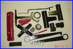 REVELL SLANT SIX ENGINE 1961 Motorized Model Kit Chrysler Missing Parts