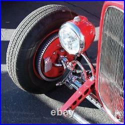 RHD 1935-1941 Ford Basic Solid Axle Kit VPAIBAFDXARHD vintage parts usa muscle