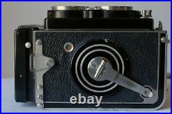 ROLLEIFLEX Automat Model 3 TLR Schneider-Kreuznach Xenar 75mm f/3,5 for Parts