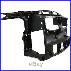 Radiator Support For 2006 BMW 325i 2007-2013 328i Black Assembly