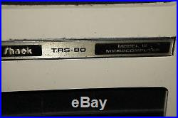 Radio Shack TRS-80 Model III Microcomputer (Parting Out, as is for Parts)