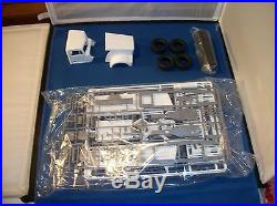 Rare Revell Kenworth Dumper & Tandem Trailer Truck Model Kit Parts Sealed! 1/24