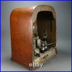 Rare Vintage Philco Model 37-650 Cathedral Tube Radio Parts or Repair