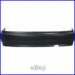 Rear Bumper Cover For 96-2000 Honda Civic Primed
