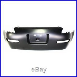 Rear Bumper For 2003-2009 Nissan 350Z Grand Touring/Performance/Track Models