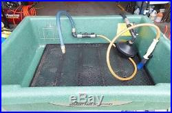 Renegade Heavy Duty Industrial Parts Washer, Model TMB4000, Made in USA