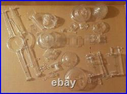 Renwal Visible Chassis Model Kit -ALMOST FLAWLESS! MOST PARTS SEALED