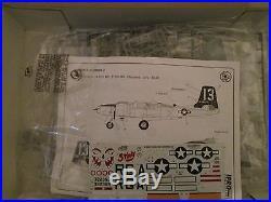 Revell / Monogram Pro-Modeler A-26B Invader 1/48 scale parts bag factory sealed