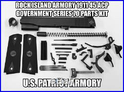 Rock Island Armory 1911 45 Acp 5 Government Model Series 70 Parts Kit