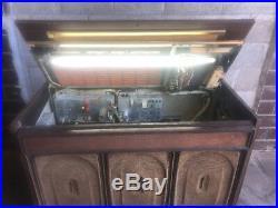 Rock-Ola Jukebox Model 435 Parts Only Or Repair