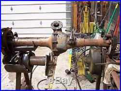 Ruckstell Model T Transmission Drivetrain Parts With Rocky Mtn. Brakes Original