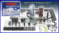SK4L80-E SK-4L80E-HD2 TRANSGO SHIFT KIT Chevy GMC Hummer 1991-On (SK4L80E-HD2)