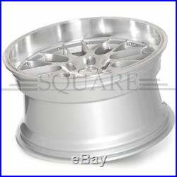 SQUARE Wheels G6 Model 18x9.5 +12 4x114.3