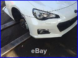 Subaru Brz Latest 2015 Model Cat C Damaged Toyota Gt86 Ft86 Breaking Parts #9032