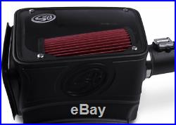 S&B Filters Cold Air Intake For 17-18 Silverado/Sierra 1500 5.3L/6.2L #75-5116