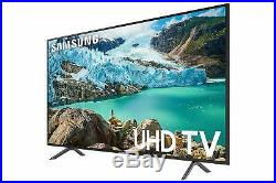 Samsung UN55RU7100 55-Inch 7 Series Wi-Fi Smart 4K UHD TV (2019 Model)
