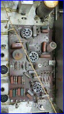 Sansui Model 500 Vintage Tube Receiver FOR PARTS REPAIR ONLY