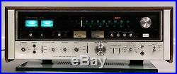 Sansui Model 9090 Stereo Receiver 750 Watts Parts or Repair