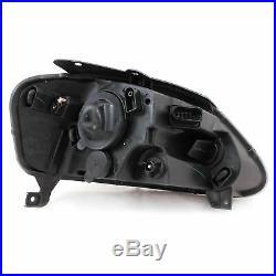 Scheinwerfer Set für VW Fox Typ 5Z Bj. 05-07 H4 inkl. PHILIPS Lampen