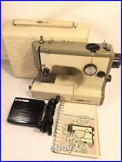 Sears Kenmore Vintage Sewing Machine Model 1030 Made In Japan 158-10301 Parts