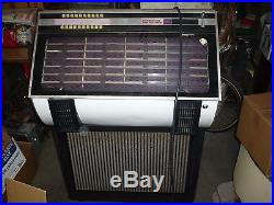 Seeburg model SX-100 for parts or repair must be picked up