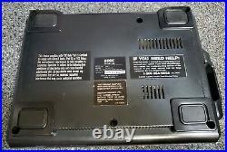 Sega CD Model 1 Model # MK-1690 Not Powering Up For Parts or Repair