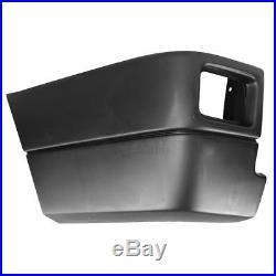 Set Stoßstange Ecken hinten 3 teilig schwarz VW T4 Transporter Kombi Bj. 90-96