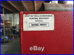Snap On Model PBC57 Parts Washer Aqueous, Electric Automatic Cabinet