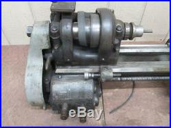 South Bend Model A Metal Lathe 9 x 24 Catalog No. 444Y for parts