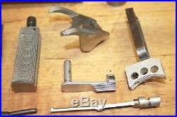 Springfield Armory 1911 9mm SS Target Model Used Parts Lot Barrel & More