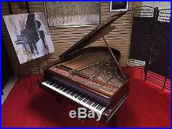 Steinway Model O Grand Piano Complete Restoration With ALL STEINWAY PARTS