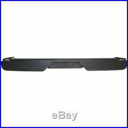 Step Bumper For 95-2000 Chevrolet Tahoe 92-99 K1500 Suburban Chrome Steel