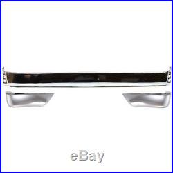 Step Bumper Kit For 99-2002 Toyota 4Runner For Models With Fender Flares 3Pc