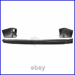 Stoßstange Set Ecken hinten schwarz für VW T4 IV Kasten 70XA Bus 70XB 70XC 7DB