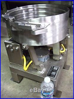Stromag Ltd Niagara Parts Feeder Vibratory Bowl Model 12