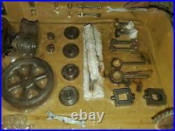 Stuart Models Score Engine Machined Parts With Original Box